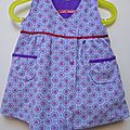 Robe baby's pinafore dress, ottobre 6/2007