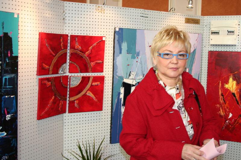 Exposition arras le blog de nadine vitel artiste peintre for Artiste peintre arras