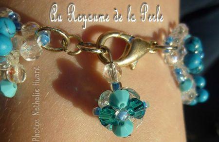 Bracelet Côte d'Azur détail