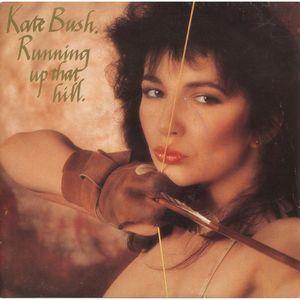Kate Bush - Running up