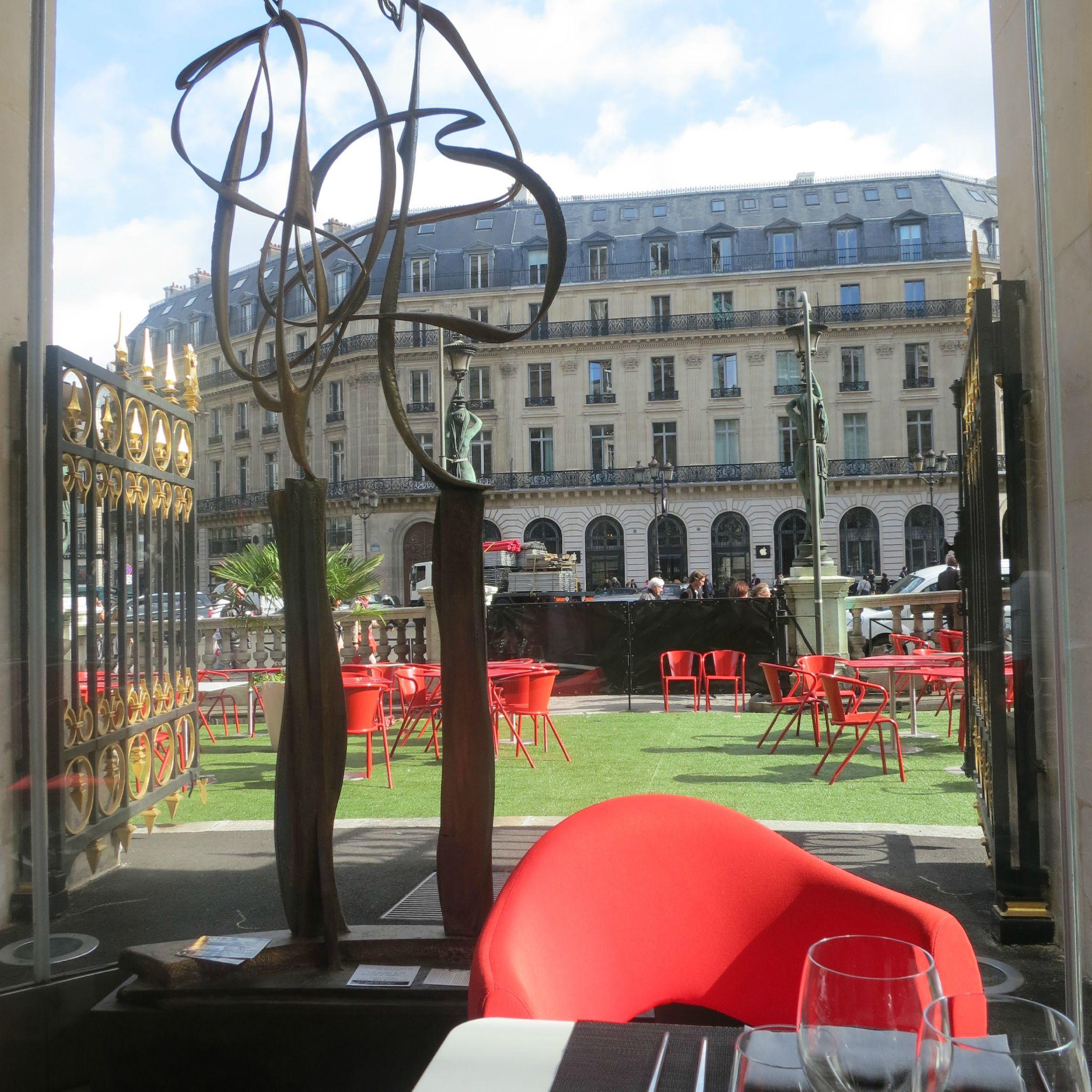 L 39 op ra restaurant paris 9 petits rats et petit miam - Restaurant terrasse ou jardin paris limoges ...