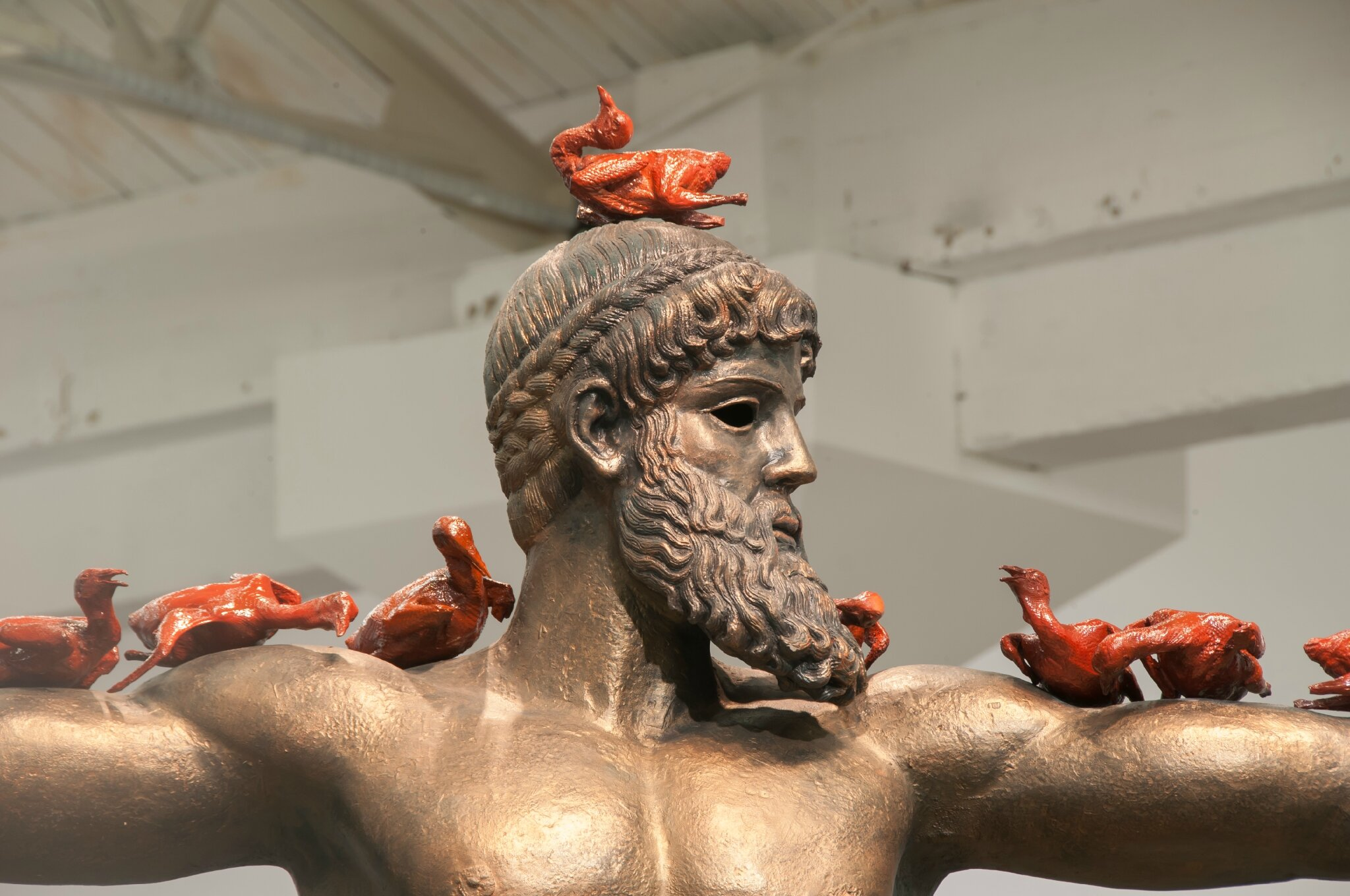 Kunsthaus Graz opens exhibition of works by Xu Zhen