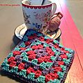 Serial crocheteuse n°205