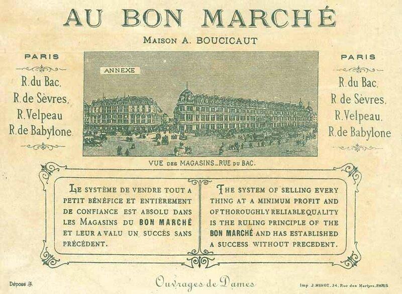 Bon Marché rue du Bac