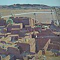 Planche 28 Taourirt - Ouarzazate anti Atlas - La khela tifernine