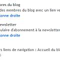 Comment ajouter une newsletter sur mon blog ?