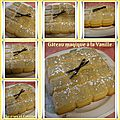 Gâteau magique à la vanille, un délice en bouche!