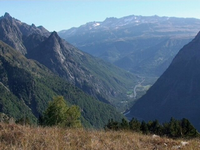Vallée la Romanche