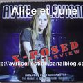 CD Avril Lavigne X-Posed interview (2007)