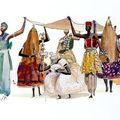 Expositions afro-brésiliennes à la maison du brésil