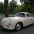 PORSCHE 356 1600 coupé avec toit ouvrant Strasbourg (1)