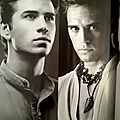 Vanity Fair US Portraits Gale et Finnick