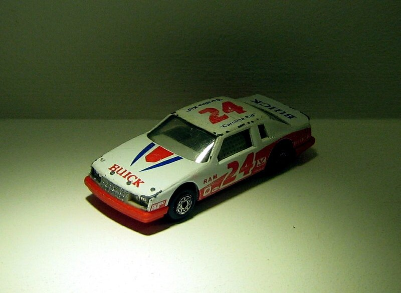 Buick Le sabre stock car (Mc Toy)