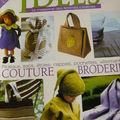 Idées couture broderie