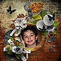 Romantically Autumn - Kit by Angel's Designs