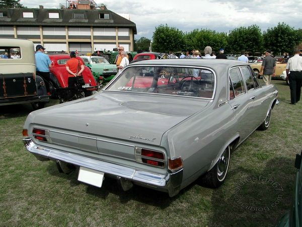 opel admiral a 1964 1968 4