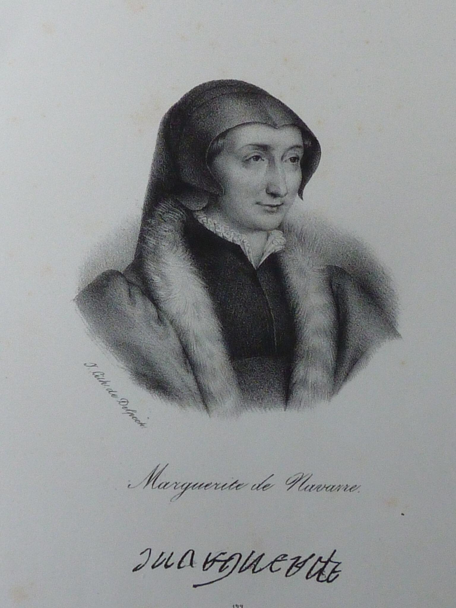 Marguerite de Navarre, P1270851