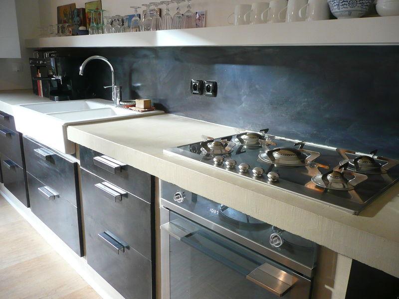 Projet am nagement d 39 une cuisine capucine cassaigne for Composer sa cuisine en 3d