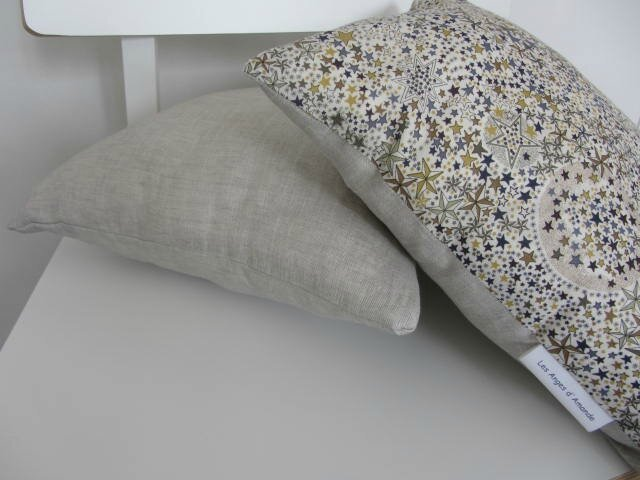 coussin liberty A3