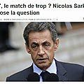 Sarkozy : mon combat
