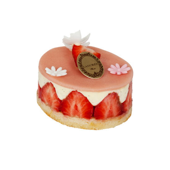 fraisier laduree