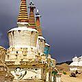 Trek dans la vallée du sham 1ère partie. ladakh part 4