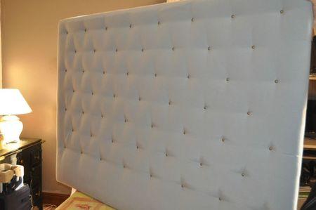 T te de lit fait main les serviettes d 39 ln for Antipelliculaire fait maison