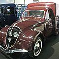 Peugeot 202 u (1938-1949)
