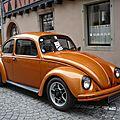 VOLKSWAGEN Coccinelle VW 1300 Molsheim (3)