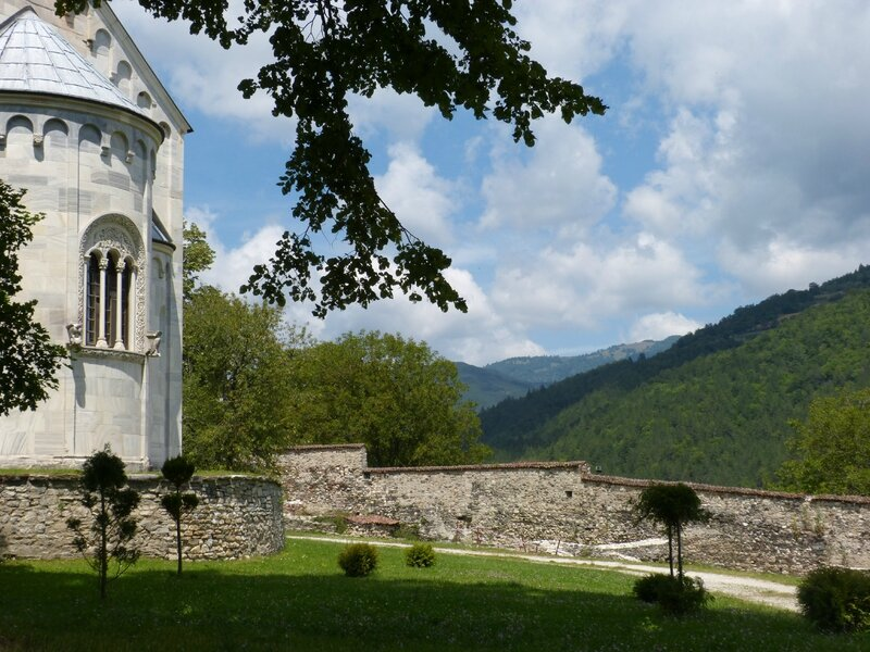 Monastère de Studenica (2)