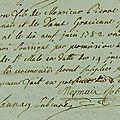 Robert Félicité_Lamennais_Acte Baptême 1782