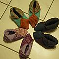 Chaussons lutins (2)