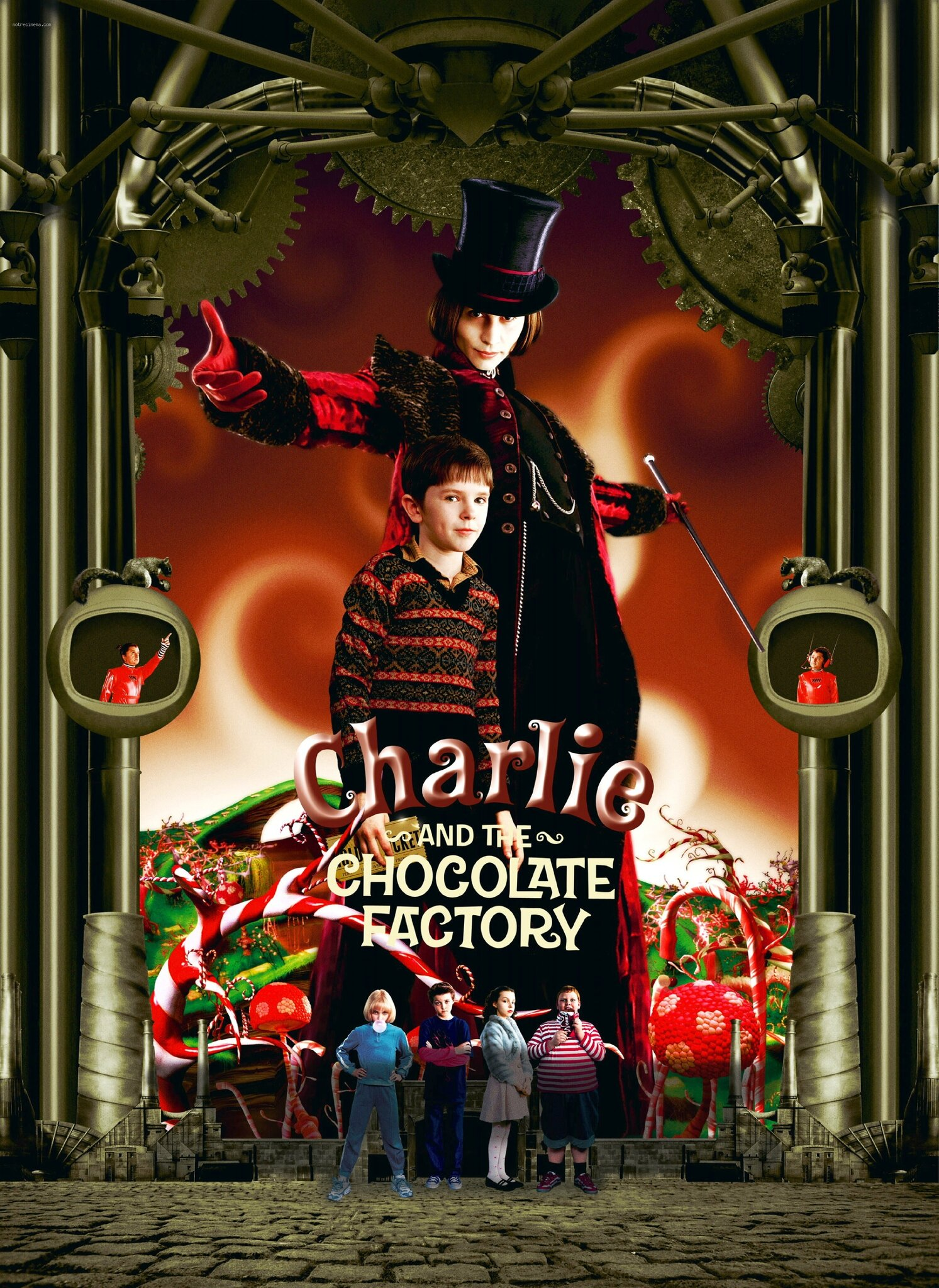Charlieand The Chocolate Factory Charlie