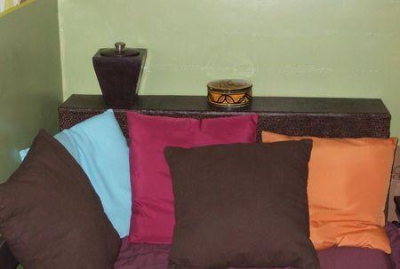t te de lit en carton suite le petit atelier de jeanne. Black Bedroom Furniture Sets. Home Design Ideas