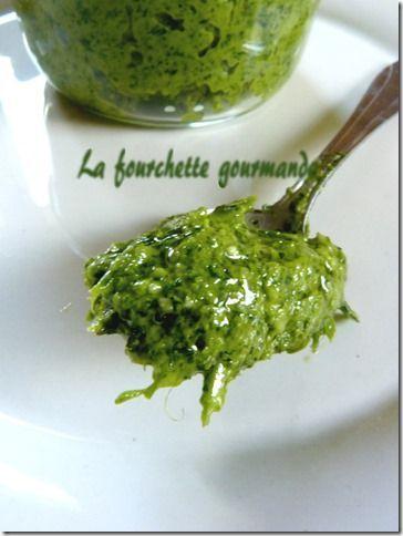 Pesto de coriandre (2)