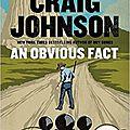 An obvious fact (craig johnson)
