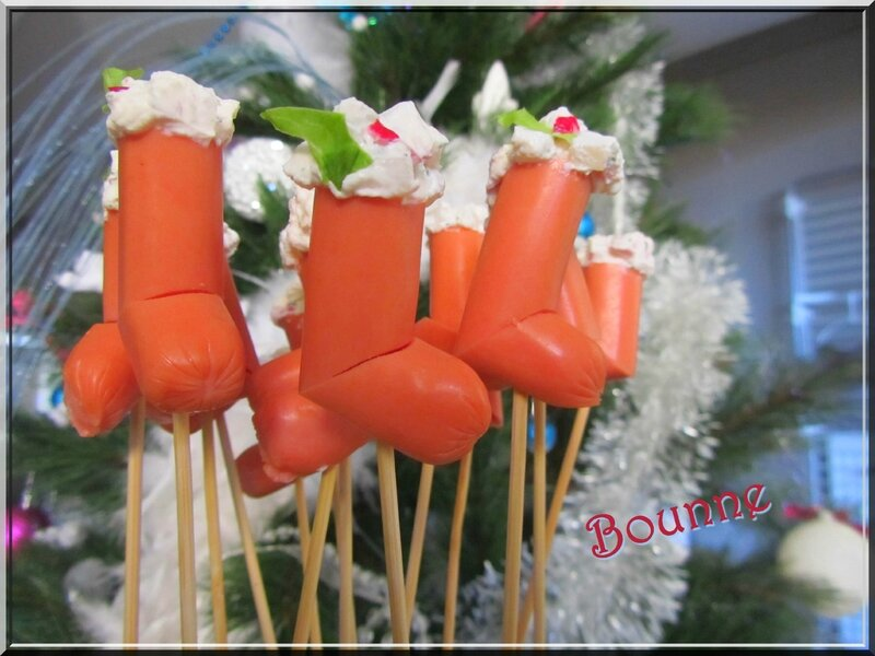 Knaki bottes de Noël (2)