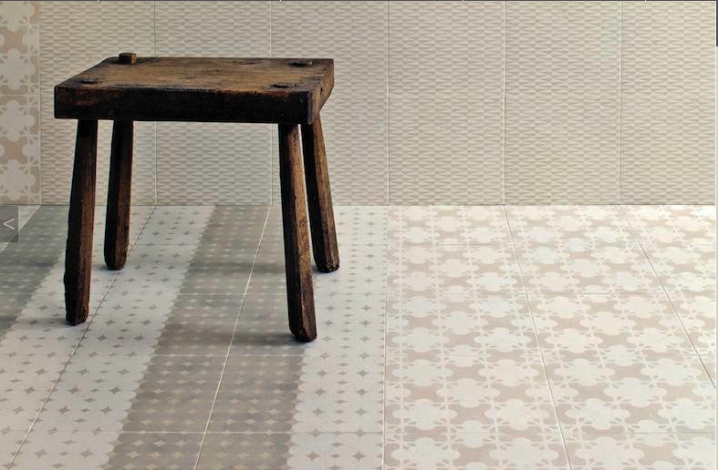 Comme des carreaux de ciment home and office design for Carrelage patricia urquiola