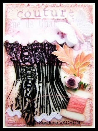 ATC shabby COUTURE - 7