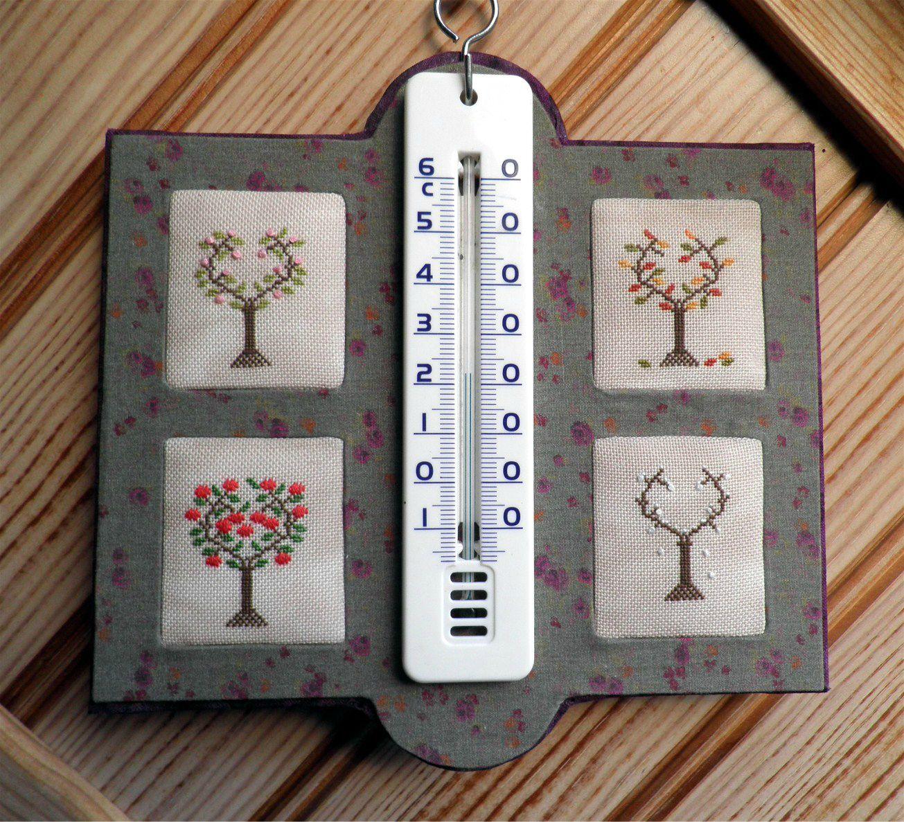 thermomètre arbres magazine