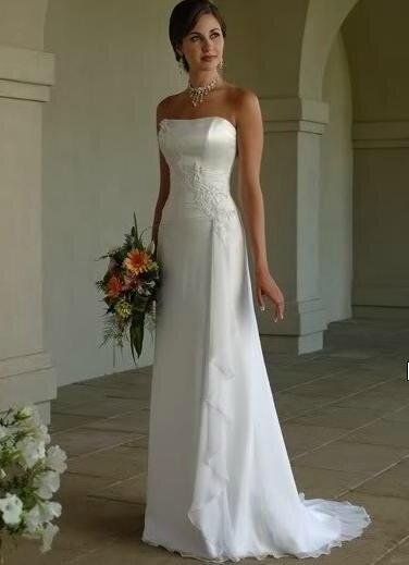 """Robe de mariée """"Cécilia"""" T38 blanche neuve"""