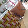 smoothie fraise banane orange goyave glace vanille mason jar (2)