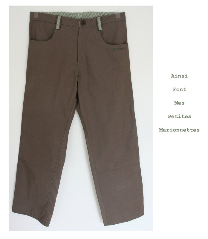 pantalon beige charly 1