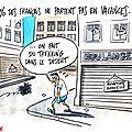 Exode des parisiens...