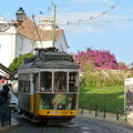 Au PORTUGAL - à LISBOA - ligne N° 28