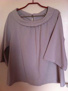 blouse n9 -couture en 12 lecons