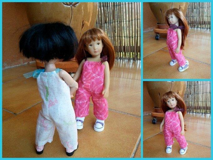 Alix et Ingrid Combinaison 2