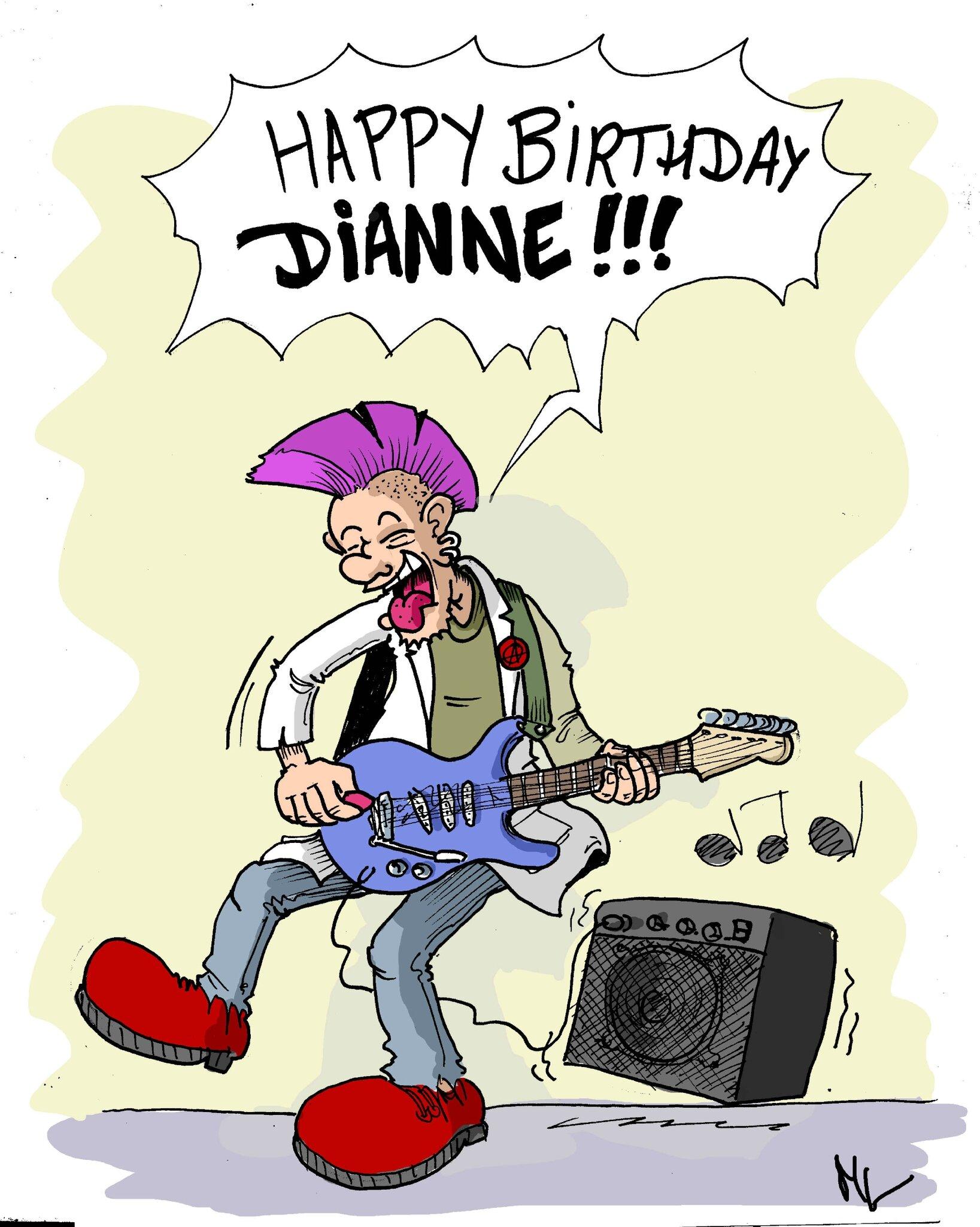 anniversaire humour punk