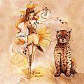 La Femme Jaguar!