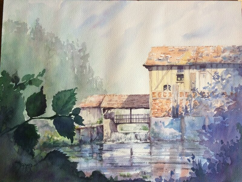 Moulin du Perthois